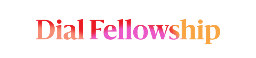 Emerson Collective Dial Fellowship