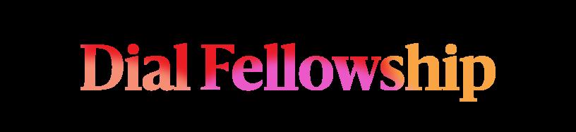 Emerson Collective Dial Fellowship